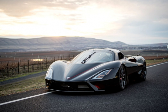 SSC TUATARA-WHAT DOES A 1750 HORSEPOWER CAR LOOK LIKE?