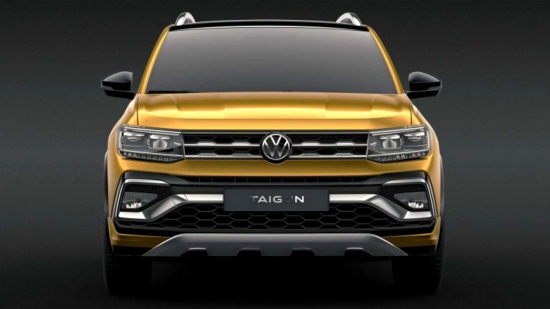 WHAT DOES A VOLKSWAGEN SUV LOOK LIKE THAT WILL NEVER MAKE IT TO EUROPE?