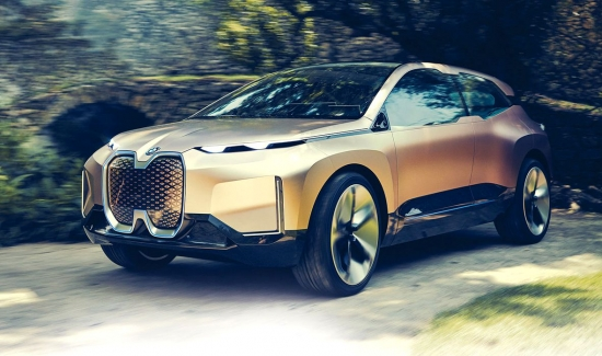 WHAT WILL THE WHEELS OF BMW 2020 ELECTRIC CARS LOOK LIKE?