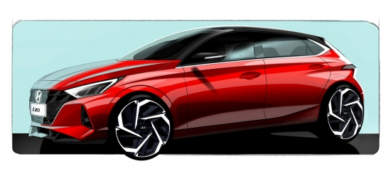 HYUNDAI I20: FIRST IMAGES AND INFORMATION about the FUTURE MODEL