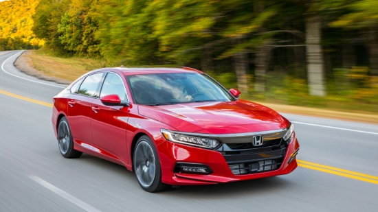 HONDA ACCORD LEAVES THE LATVIAN MARKET FOR GOOD