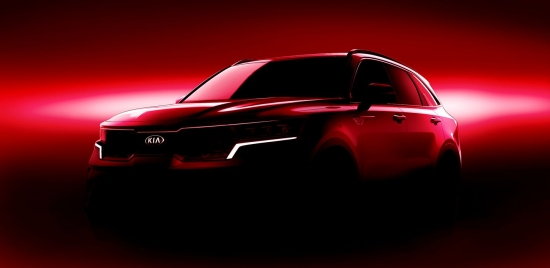 THE NEW KIA SORENTO WILL BE PRESENTED AT THE GENEVA MOTOR SHOW