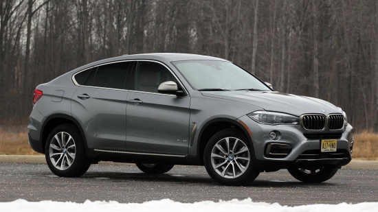 The BMW X6 is the SECOND most POPULAR CAR IN LATVIA