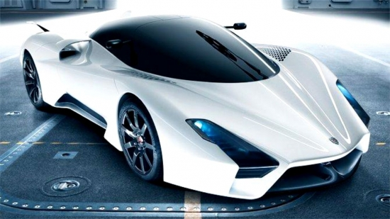SHELBY SUPERCARS-SSC TUATARA